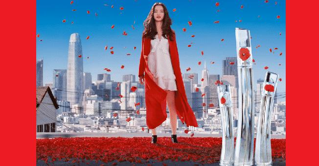 kenzo echantillon parfum gratuit