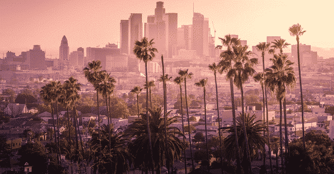 los angeles concours