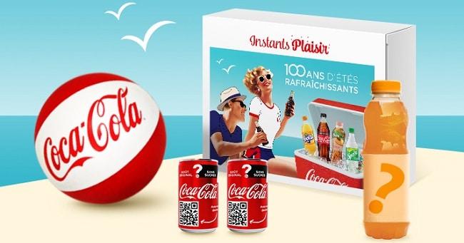 coca cola concours