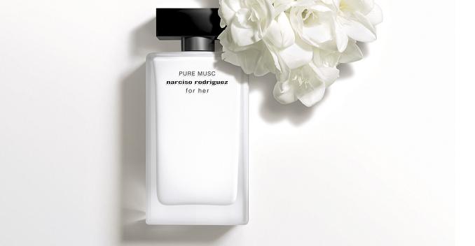 pure musk echantillon gratuit parfum
