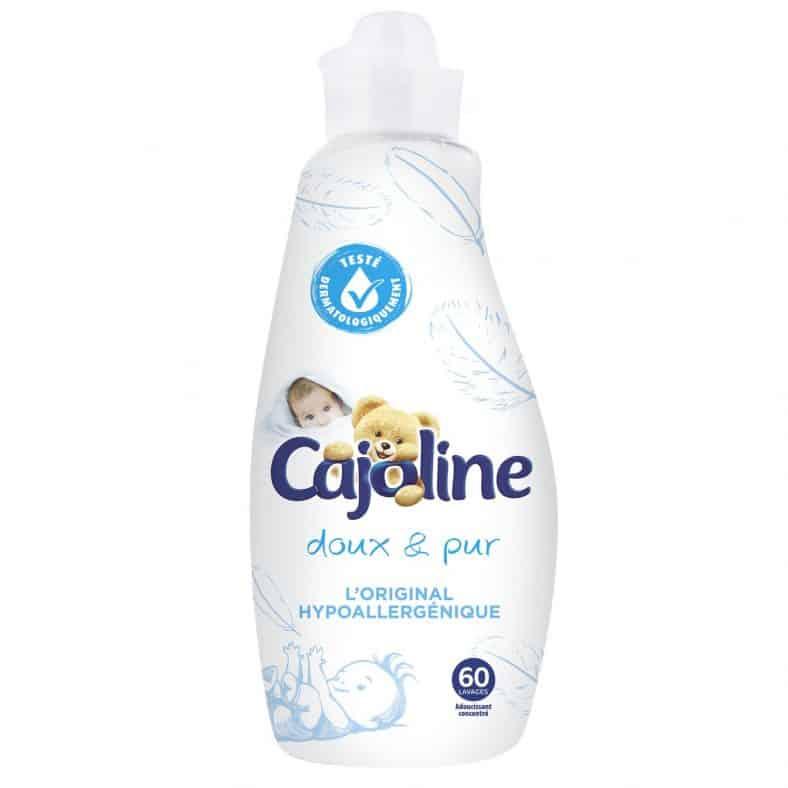 Cajoline reduction