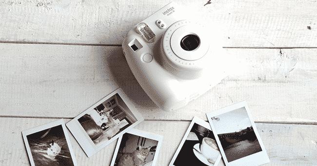 Polaroids Instax Mini 9 concours
