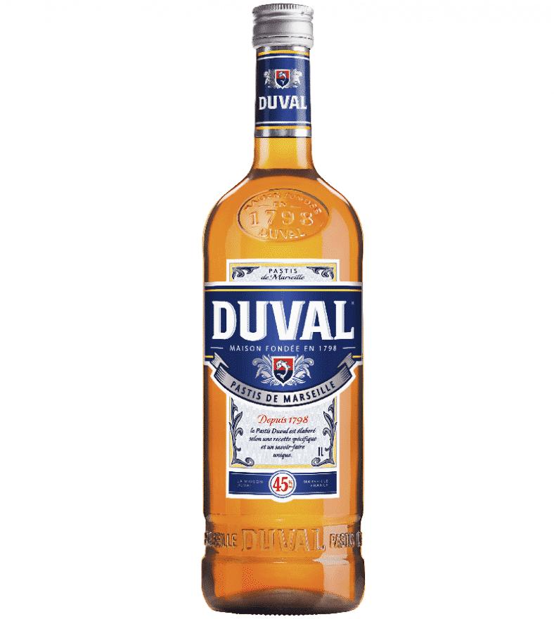 duval pastis reduction
