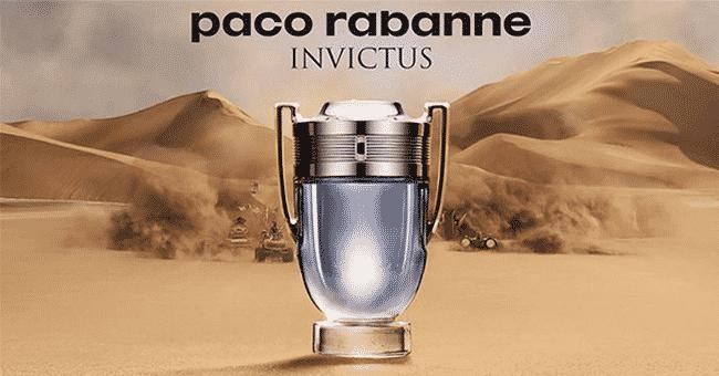 echantillon gratuit invictus pacco rabane 1