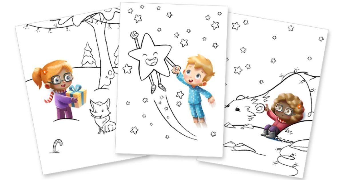 livre coloriage gratuit hourra heros