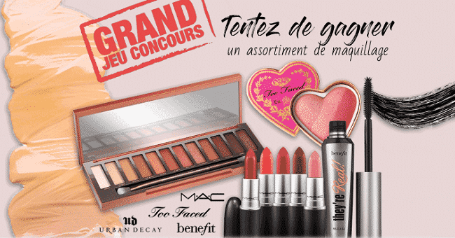 maquillage 250euro concours