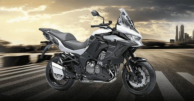 moto kawasaki concours