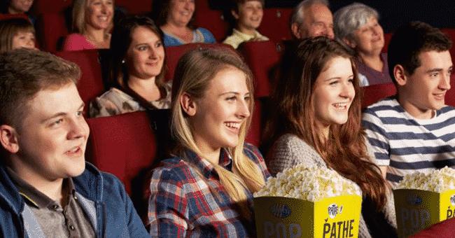 place cinema gratuite