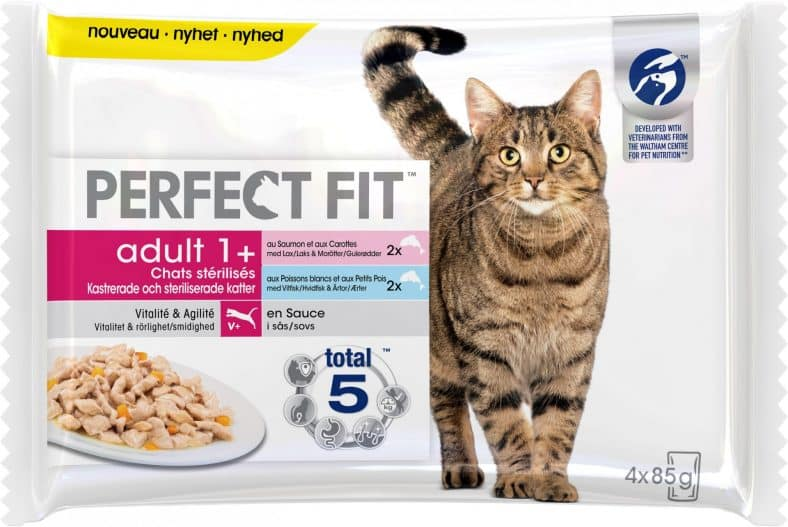 sachet perfect fit chat reduction
