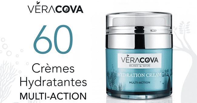 veracova creme hydratante multi fonction test produits
