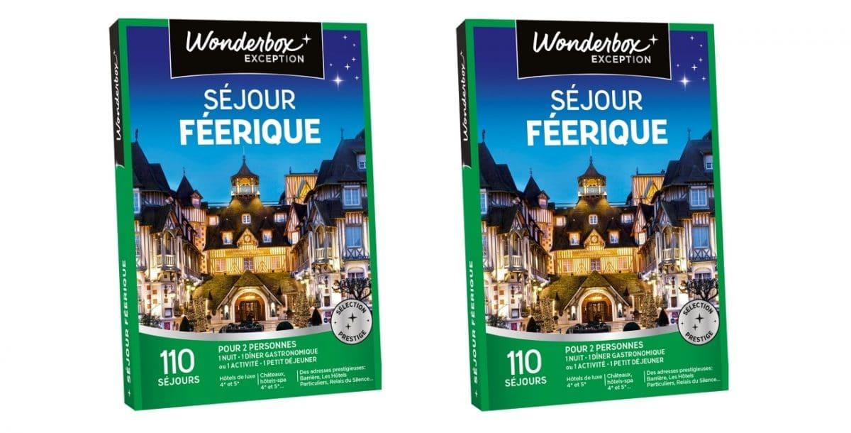 wonderbox concours