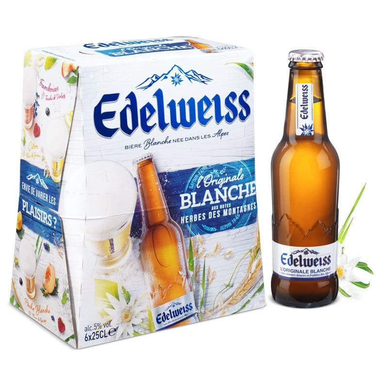 Edelweiss reduction 1