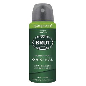 brut deodorant reduction