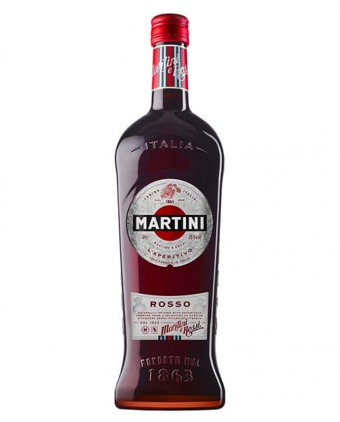 martini rosso reduction