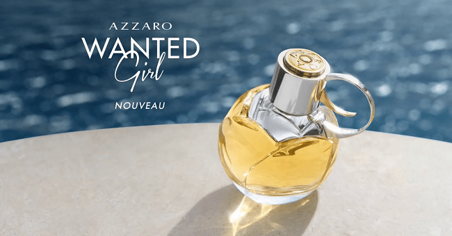 wanted girl azzaro echantillon parfum