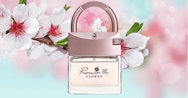 concours parfum promise me flower