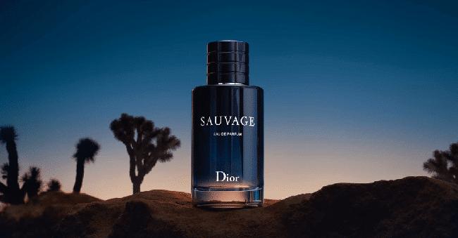sauvage dior echantillon gratuit