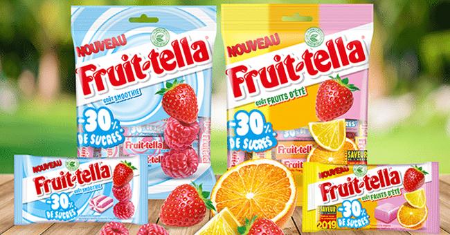 test fruit tela