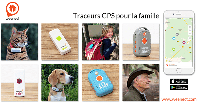 test traceurs Gps