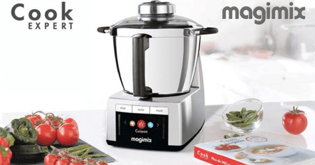Robot cuiseur Magimix concours