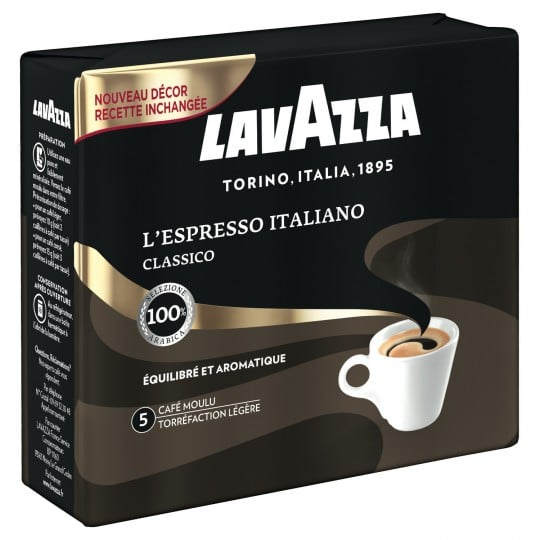 cafe lavazza reduction
