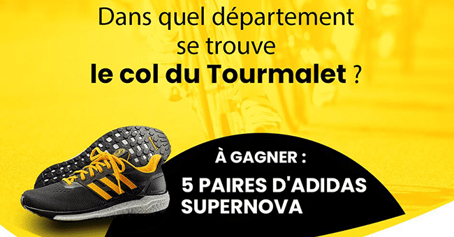 concours chaussures adidas