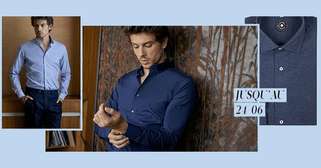 concours chemises hommes