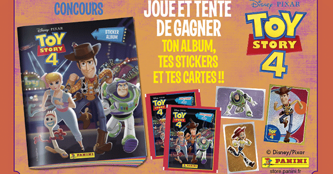 concours lot toy