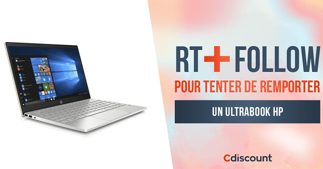 concours pc portable hp