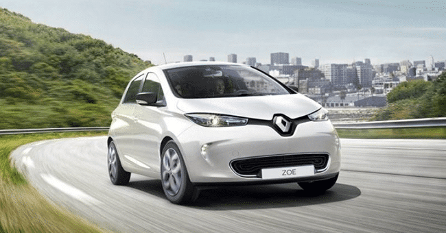 concours renault zoe