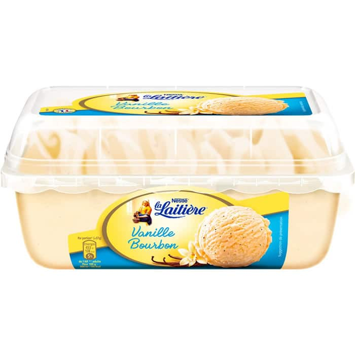 glace la laitiere reduction