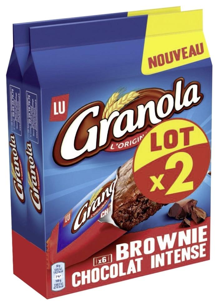 granola reduction