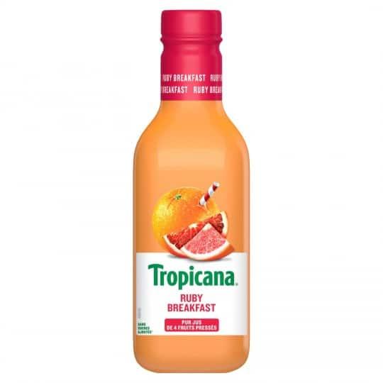 jus tropicana reduction