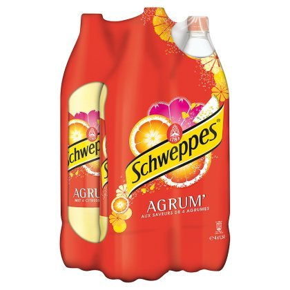 schweppes reduction