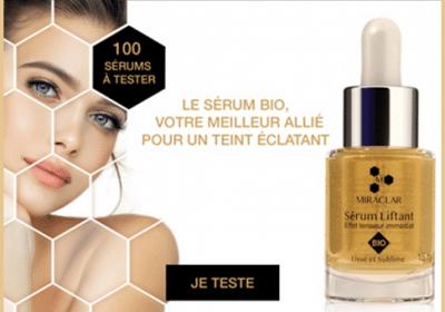 test serum liftant bio miraclar