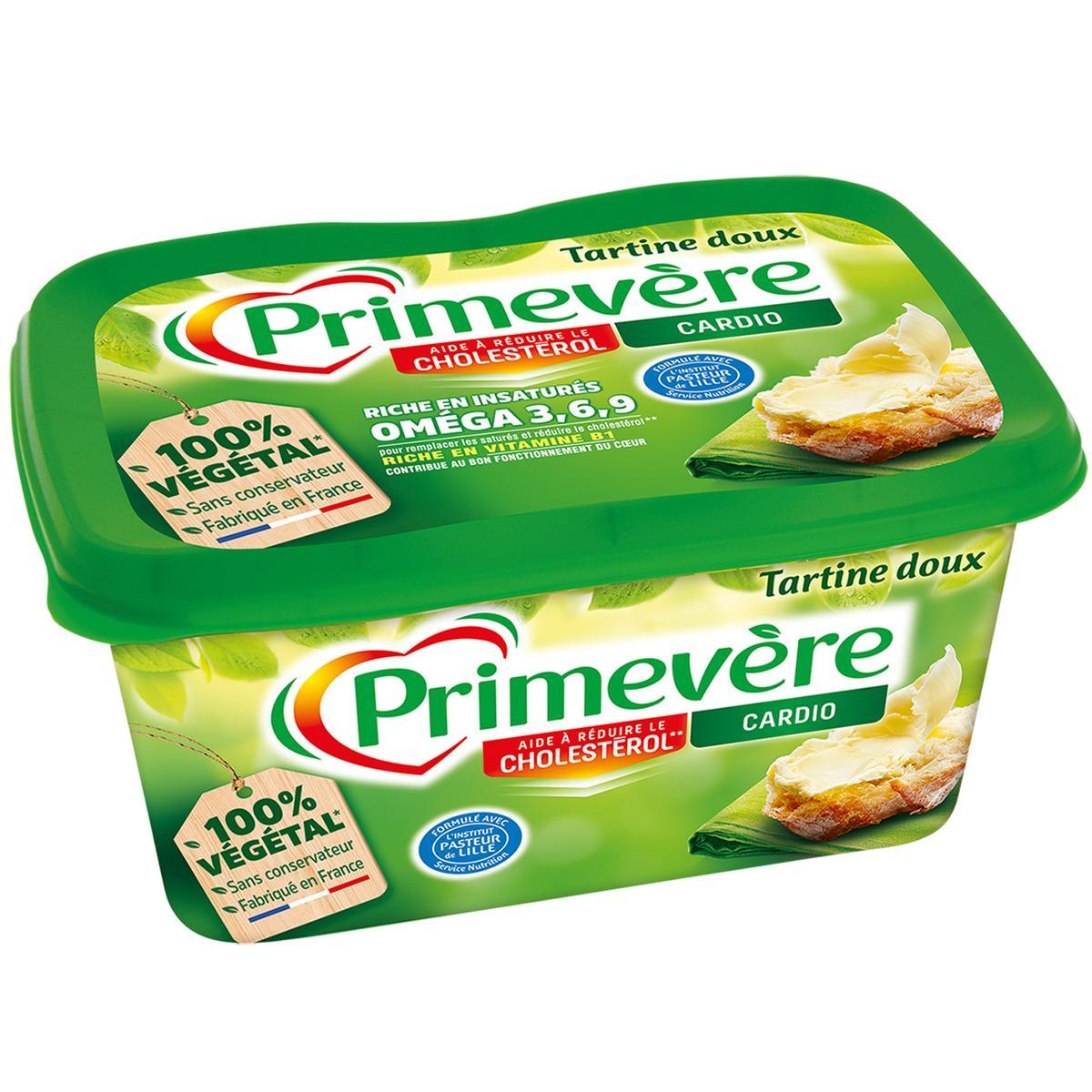 Primevere Tartine reduction