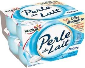 Yaourt Perle de Lait reduction