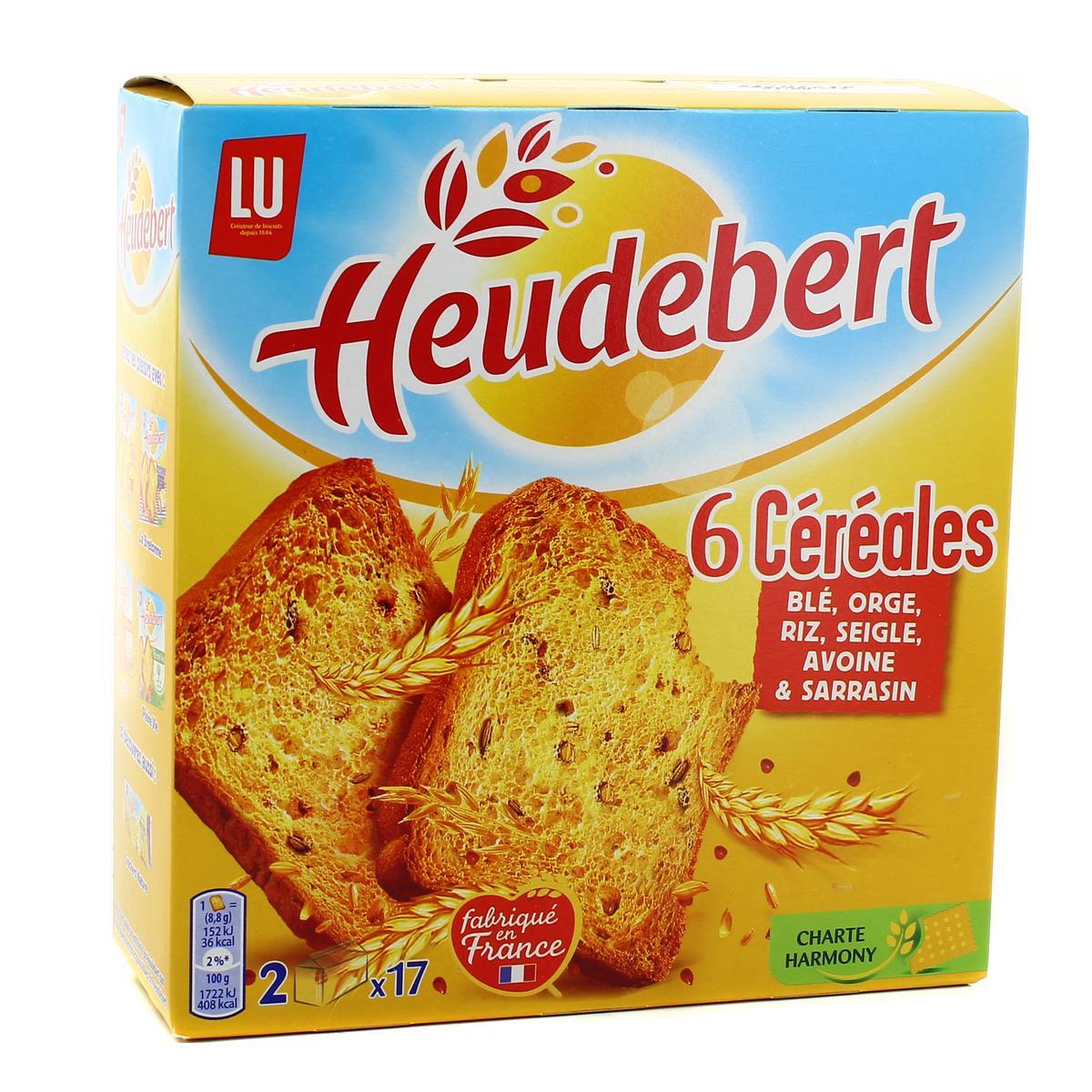 biscotte heudebert reduction