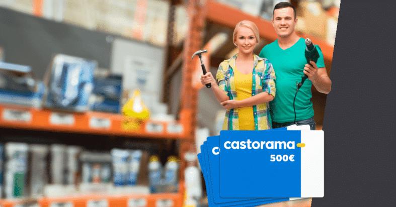 castorama concours