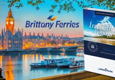 coffret brittanie ferries concours