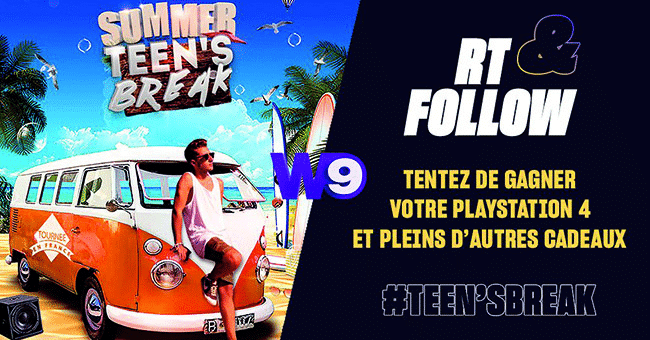 concours W9 ps4