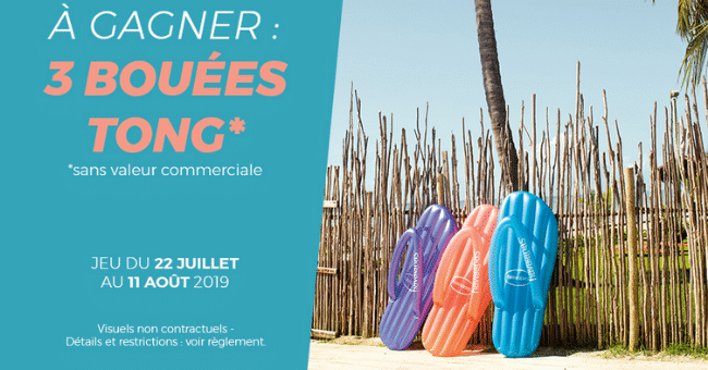 concours bouees havaianas