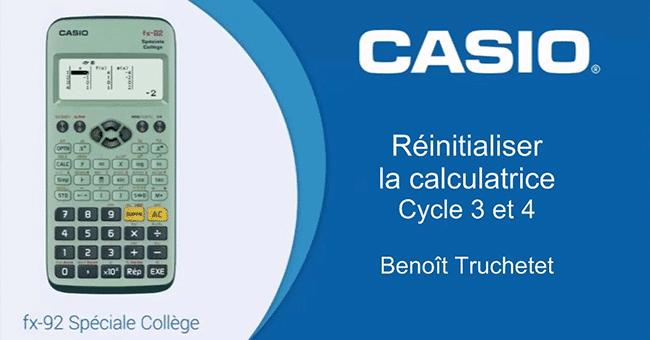 concours casio calculatrice