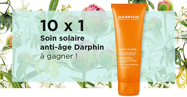 concours darphin