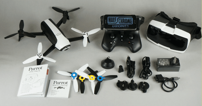 concours droneparrot