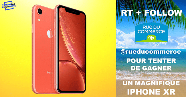 concours iphone