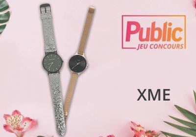 concours montre xme