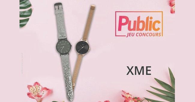 concours montre
