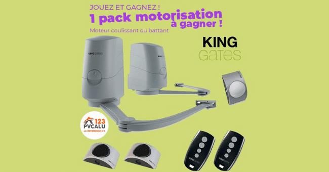 concours pack motorisation