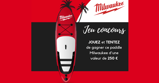 concours paddle milwaukee